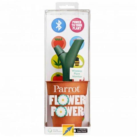 Parrot Flower Power Green