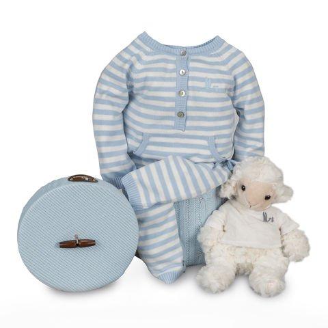 Sweet Lamb Set Blue