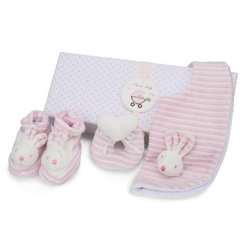 Set de regalo conejitos para niña