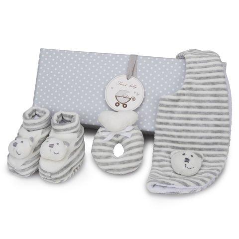 Baby Teddies Grey
